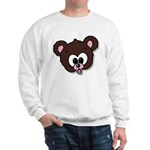 Cute Brown Bear Wild Animal Sweatshirt