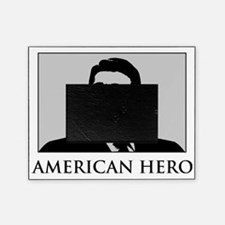 American-Hero-(white-shirt) Picture Frame