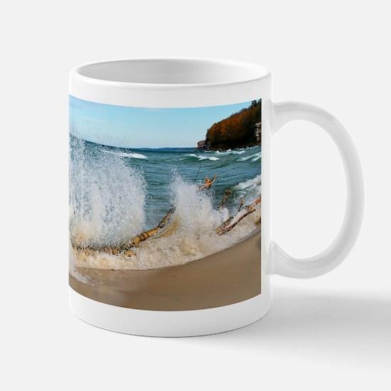 Crashing water Mug