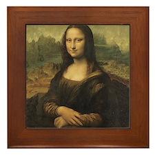 monalisa Framed Tile