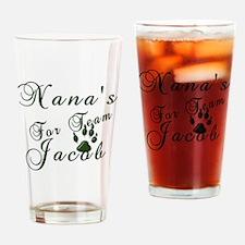 NanasTeam Jacob green Drinking Glass