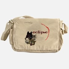 4-Twilight Eclipse Movie  Wolf Pack  Messenger Bag