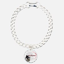 4-Twilight Eclipse Movie Charm Bracelet, One Charm
