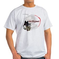 4-Twilight Eclipse Movie  Wolf Pack  T-Shirt