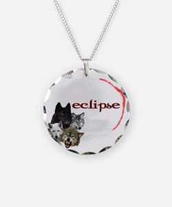 4-Twilight Eclipse Movie  Wo Necklace