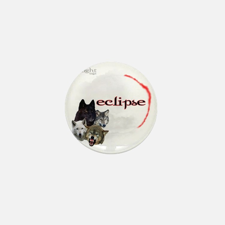 4-Twilight Eclipse Movie  Wolf Pack Mo Mini Button