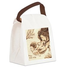 Mer-baby Canvas Lunch Bag