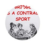 BRIDGE.png Ornament (Round)