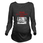 BRIDGE.png Long Sleeve Maternity T-Shirt