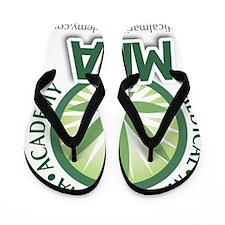 LogoOnlyMMA_Light Flip Flops