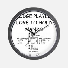 BRIDGE.png Wall Clock