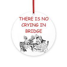 BRIDGE.png Ornament (Round)