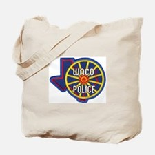 Waco Police Tote Bag