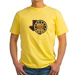 Waco Police Yellow T-Shirt