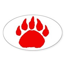 Bear Paw Claw *NEW* Decal