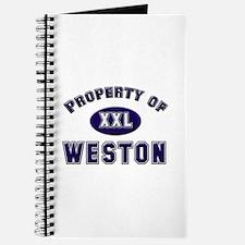 My heart belongs to weston Journal
