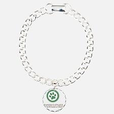 GandhiGreenPawSmall Bracelet