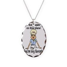 you are my favorite Necklace
