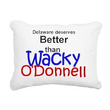 ODonnell Wacky Rectangular Canvas Pillow