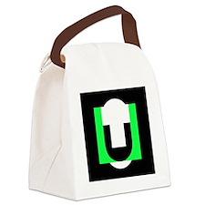 UT_LOGO-4 Canvas Lunch Bag