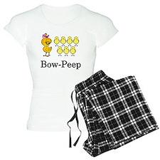 bow-peep Pajamas