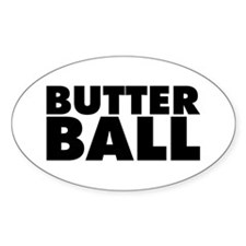 Butterball Decal