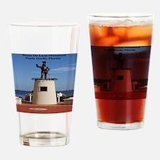 Ponce De Leon11x11 Drinking Glass