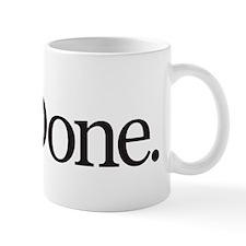 PhDone 2 Mug
