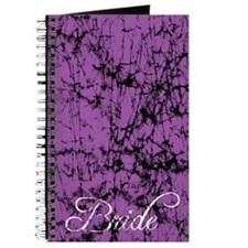 Purple Fields Bridal / Wedding Journal