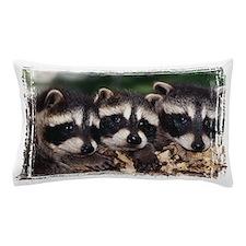 3 Raccoons Pillow Case