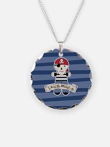Arg Ye Matey Pirate Necklace