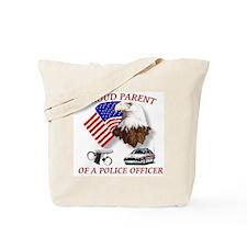 Cute Sheriff k9 Tote Bag