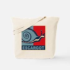 escargotsignsq Tote Bag
