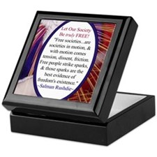 SalmanRusdieFinal Keepsake Box