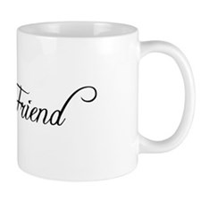 Bride's Friend - Formal Mug