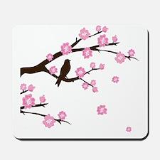 cherry blossoms Mousepad