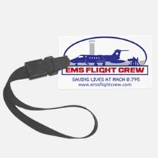 lear35LARGE Luggage Tag