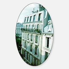 Paris Alley Decal