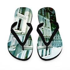 Paris Alley Flip Flops