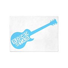 rockstar_him 5'x7'Area Rug