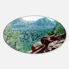 Red Rocks of Sedona Decal