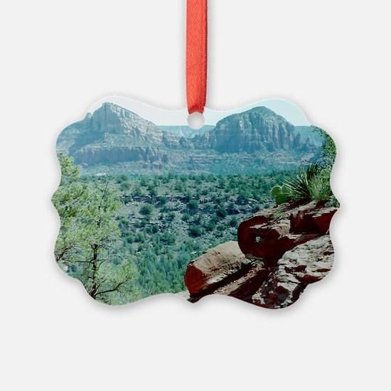 Red Rocks of Sedona Ornament