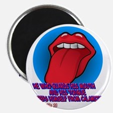 tongue_tee Magnet