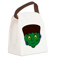 young_frankenstein_monster Canvas Lunch Bag