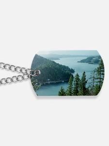 Coeur dAlene Lake Dog Tags