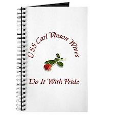 uss carl venson wives Journal