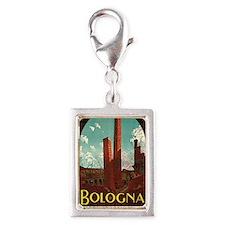 Trematore Bologna Italy1 Silver Portrait Charm