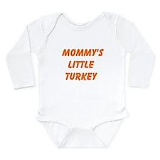 Mommys Little Turkey Body Suit