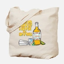 3-Tequila Tote Bag