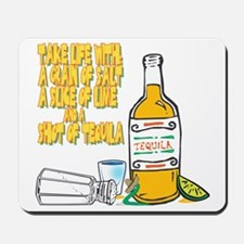 3-Tequila Mousepad
